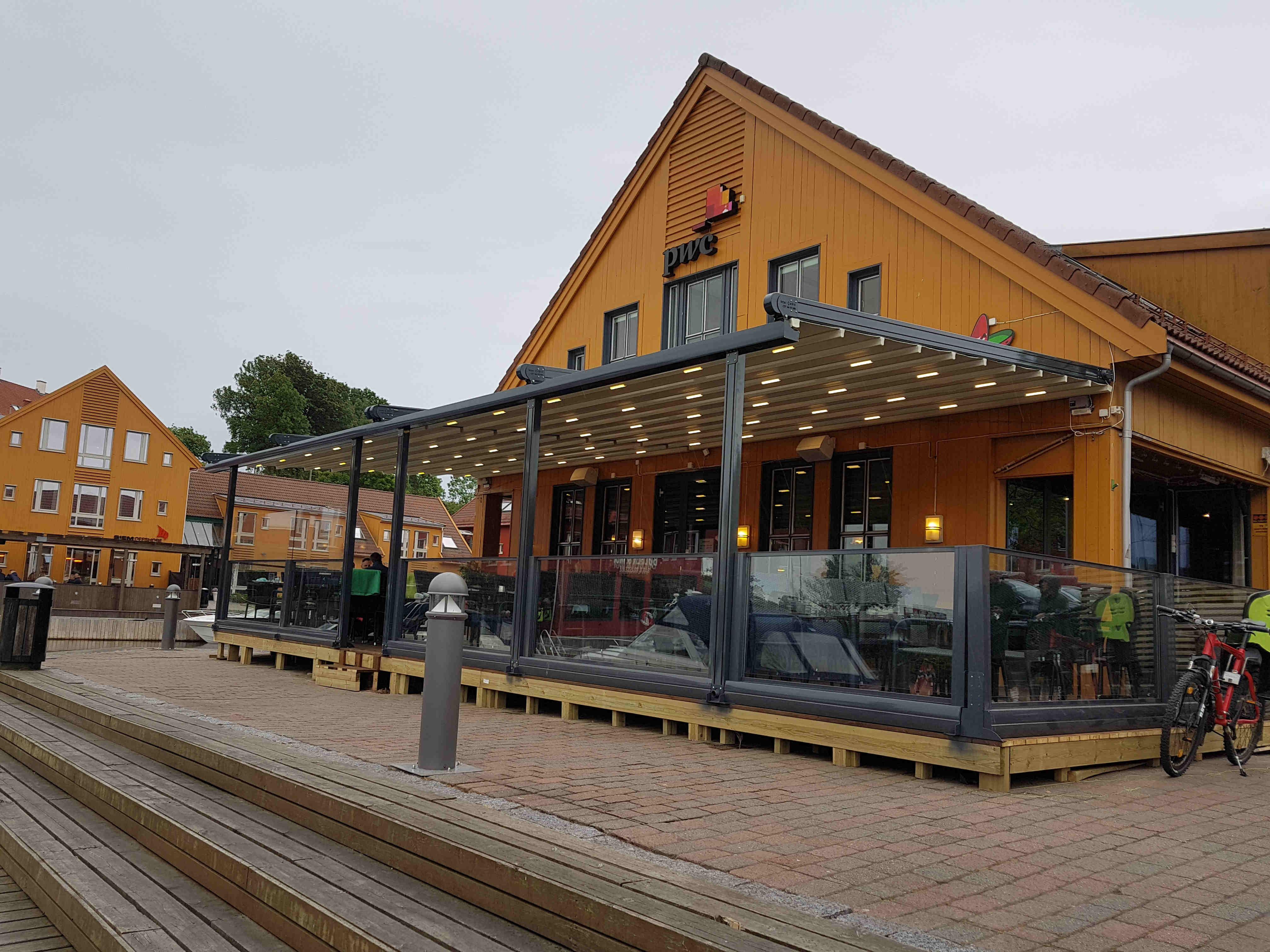 AMIGOS RESTAURANT KRISTIANSAND ,NORWAY